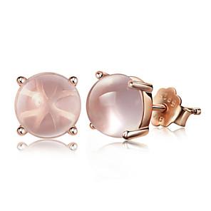 ieftine Produse Fard-Pentru femei Cercei Stud femei Plastic Imitație de Perle Argintiu cercei Bijuterii Pentru Nuntă Petrecere Zilnic Casual Sport