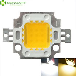 저렴한 LED 제품-SENCART 1 개 COB 900 lm 30 V 알루미늄 LED 칩 10 W