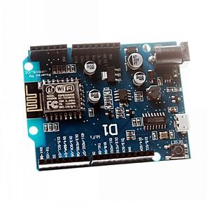 voordelige Moederborden-slimme elektronica esp-12e Wemos d1 wifi uno gebaseerd esp8266 schild voor Arduino compatible