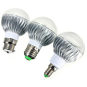 povoljno Sigurnosni senzori-ywxlight® e14 gu10 e26 / e27 b22 540lm 5w vodio globus žarulje vodio dimmable daljinsko upravljanje rgb ac 85-265v