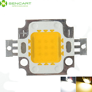 ieftine LED-uri-SENCART 1 buc COB 900 lm 12 V Aluminiu Cip LED 10 W