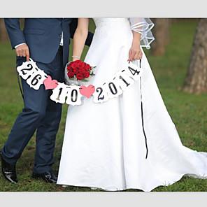 ieftine Mărgele & Mărgele De Ornat-Decor Nuntă Unic Hârtie perlă Decoratiuni nunta Nuntă / Aniversare / Zi de Naștere Temă Plajă / Temă Grădină / Temă Asiatică Primăvară / Vară / Toamnă