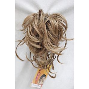 povoljno Ženski satovi-S kopčom Konjski repići Sintentička kosa Kose za kosu Ugradnja umetaka Prirodne kovrče