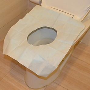 ieftine Gadget Baie-10 buc WC toaletă mananca acoperiș mat portabil impermeabil afety toaletă mananca tampon pentru călătorie / camping
