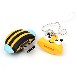 olcso USB pendrive-ok-16 GB USB hordozható tároló usb lemez USB 2.0 Rajzfilmfigura Kompakt méret