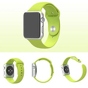 ieftine Stocare și Organizare-Uita-Band pentru Apple Watch Series 5/4/3/2/1 Apple Banderola Sport Silicon Curea de Încheietură