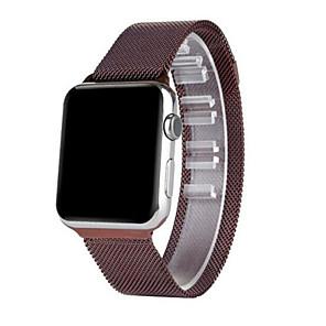 ieftine Puzzle-Uita-Band pentru Apple Watch Series 5/4/3/2/1 Apple Curea Milaneza Oțel inoxidabil Curea de Încheietură