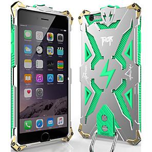 ieftine Brățări-Maska Pentru Apple iPhone 6s Plus / iPhone 6s / iPhone 6 Plus Anti Șoc / Anti Praf Capac Spate armură Greu MetalPistol