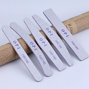 ieftine Îngrijire Unghii-Smirghel Instrumente de manichiură pentru unghii Stil Minimalist Simplu Clasic Zilnic Unelte pentru unghii pentru Unghie Unghie deget picior