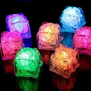 ieftine Produse de Bar-1 buc Plastic Ustensile de Vin & Bar Iluminat LED LED-uri de lumină intermitentă Gheaţă Vin Accesorii pentru barware