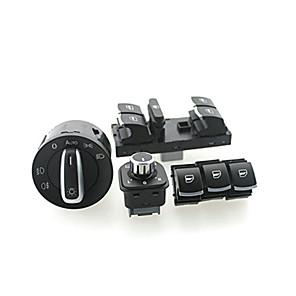 ieftine Rear View Monitor-fereastră far iztoss comutator VW Passat B6 Jetta Golf MK5 MK6 cc 5nd941431b / 5nd959857 / 5nd959855 / 5nd959565a 6set