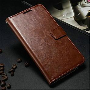 ieftine Carcase / Huse Galaxy Note Series-Maska Pentru Samsung Galaxy Note 3 Portofel / Titluar Card / Cu Stand Carcasă Telefon Mată PU piele