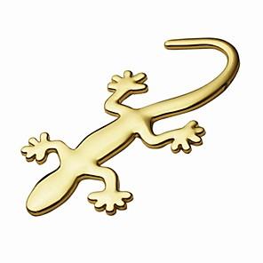 ieftine Abțibilde Auto-ziqiao 3d pure autocolante gecko metale personalitate autocolant decorare auto