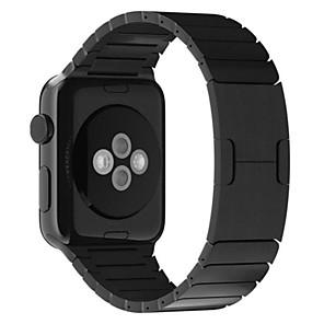 povoljno Maske/futrole za J seriju-Pogledajte Band za Apple Watch Series 5/4/3/2/1 Apple Leptir Buckle Nehrđajući čelik Traka za ruku