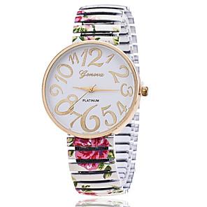저렴한 여성 디지털 시계-Xu™ 여성용 손목 시계 석영 블랙 / 화이트 / 그린 캐쥬얼 시계 아날로그 숙녀 참 패션 - 블랙 그린 핑크
