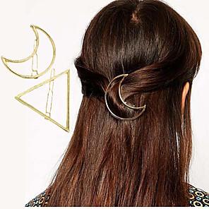 ieftine Bijuterii de Păr-Pentru femei Agrafe de păr Pentru Nuntă Petrecere Zilnic Casual Flori Aliaj 1# 2# 3#