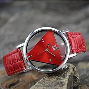 ieftine Cuarț ceasuri-Pentru femei femei Ceas de Mână Quartz Piele Negru / Alb / Albastru Ceas Casual Analog Charm Modă - Rosu Albastru Roz Un an Durată de Viaţă Baterie / Tianqiu 377