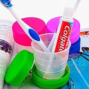 hesapli Seyahat Çantaları-Katlanabilir için Tuvalet Plastik