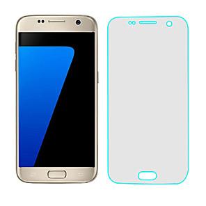 Недорогие Защитные плёнки для экранов Samsung-asling экран протектор samsung galaxy для s7 закаленное стекло передняя защита экрана анти-отпечаток