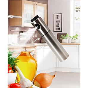 ieftine Gadget Baie-din oțel inoxidabil mister de măsline pompă de ulei spray de sticla fin unelte friptură oală de gătit pulverizator coace dozator vase de