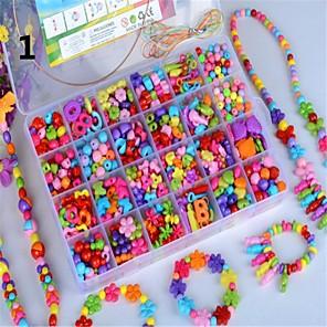 ieftine Jucarii pentru copii-copii 24 margele cutie de bijuterii cadou
