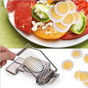 ieftine Ustensile de Fructe & Legume-Ustensile de bucătărie Teak Bucătărie Gadget creativ Cutter pe & Slicer pentru ou