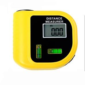 ieftine Testere & Detectoare-cu laser electronice metru distanță tester cu ecran LCD digital (interval: 2 ~ 60ft, + / - 5%)
