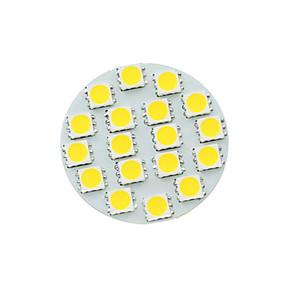 ieftine Becuri LED Bi-pin-SENCART 1 buc 5 W Spoturi LED 450-480 lm G4 MR11 18 LED-uri de margele SMD 5730 Intensitate Luminoasă Reglabilă Alb Cald Alb Rece Alb Natural 12 V / 1 bc / RoHs