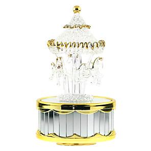 Недорогие Чехлы и кейсы для Lenovo-музыкальная шкатулка Утка Пианино Лошадь ABS Мальчики Девочки Игрушки Подарок