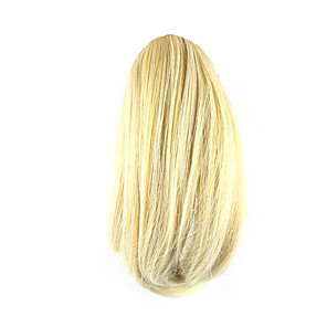 povoljno Perike i ekstenzije-S kopčom Konjski repići Pričvrstite kljunu / čeljust Sintentička kosa Kose za kosu Ugradnja umetaka Kovrčav