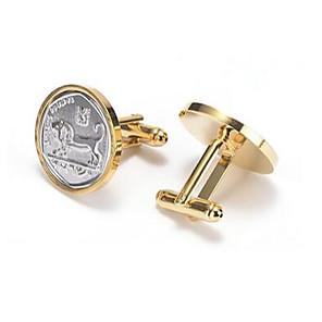 povoljno Prstenje-Muškarci Mandzsettagombok Posao Ležerne prilike Broš Jewelry Zlatan Za