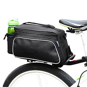 ieftine Genți Bicicletă-ROSWHEEL 10 L Genți Portbagaj Bicicletă Impermeabil Purtabil Rezistent la șoc Geantă Motor Pânză Poliester PVC Geantă Biciletă Geantă Ciclism Ciclism / Bicicletă