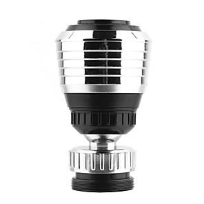ieftine Robinete-360 rotație bucătărie robinet duza adaptor baterie robinet accesorii filtru de vârf de economisire a dispozitivului