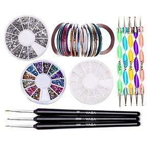 ieftine Produse Fard-Lac de unghii Pentru Ușor, rezistent și durabil nail art pedichiura si manichiura Clasic / Modă Zilnic