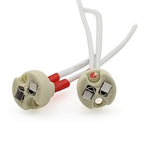 olcso Lámpa aljzatok-5pcsmr16 g4 led lámpa aljzat a ledes izzóhoz