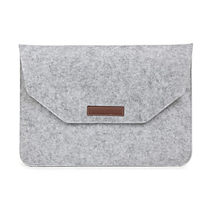 ieftine Carcase Macbook & Genți Macbook & Huse Macbook-Mâneci cauza plic Mată textil pentru MacBook Pro 15-inch / MacBook Air 13-inch / MacBook Pro 13-inch