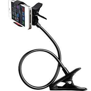 ieftine Proiectoare LED-zxd360 grade de rotație brațe flexibile lungi universal Suport telefon mobil mount leneș clip-on stand titular