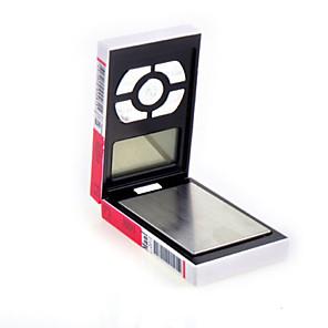 ieftine Măsurători & Cântare de Bucătărie-mini buzunar 100gx 0.01g aur diamant bijuterii gram caz de țigară digital scară