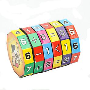 ieftine Puzzle-Jucarii pentru matematica Jucării Educaționale Ecologic Plastic Clasic Pentru copii Jucarii Cadou