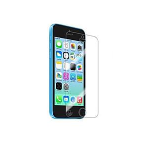 ieftine Protectoare Ecran de iPhone SE/5s/5c/5-Ecran protector pentru Apple iPhone 6s Plus / iPhone 6 Plus / iPhone SE / 5s 5 piese Ecran Protecție Față