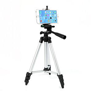 ieftine Stick Tripod Selfie-Aluminiu 4.0 Secţiuni Telefon celular Trepied