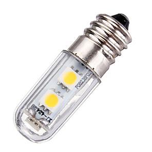 ieftine Becuri LED Corn-1pc 1w mini e14 șurub led led 7 smd 5050 220v ac pentru frigider mașină cuptor alb cald alb