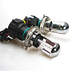 ieftine Faruri de Mașină-Becuri pentru mașină h4 55w 3200lm hid xenon far subțire set de balast pentru sursa de lumină auto pentru Honda / Toyota