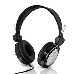 baratos Colares-Kubite T-420 Fone de ouvido Com Fio Isolamento de ruído Com Microfone Com controle de volume Viagens e Entretenimento