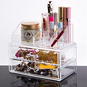 ieftine Produse Fard-Stoc de Cosmetice Machiaj 1 pcs Teracotă / Plastic Clasic Zilnic Cosmetic Accesorii de Ingrijire