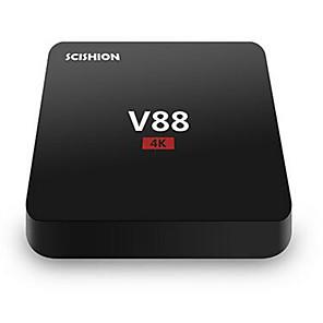 ieftine Cutii TV-SCISHION V88 RK3229 1GB 8GB / Miez cvadruplu / Android 5.1