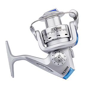 ieftine Role Pescuit-Role de filare 5.2:1 Raport Transmisie+6 Rulmenti mână Orientare schimbabil Pescuit mare / Filare / Pescuit de Apă Dulce - FA3000 / Pescuit în General