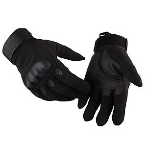 저렴한 돋보기-블랙 호크 전술 전체 손가락 야외 전술 육군 팬 통기성 미끄럼 방지 내마 모성 장갑