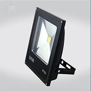 ieftine Testere & Detectoare-zdm 1pc 50w integrat de înaltă rezistență impermeabil ip65 ultra subțire lumina în aer liber exprimate lumina exprimate lumina (ac85-265v)