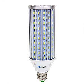 povoljno LED klipaste žarulje-brelong 1 kom 160led smd5730 kukuruz svjetlo ac85-265v bijelo svjetlo toplo bijelo e27 b22